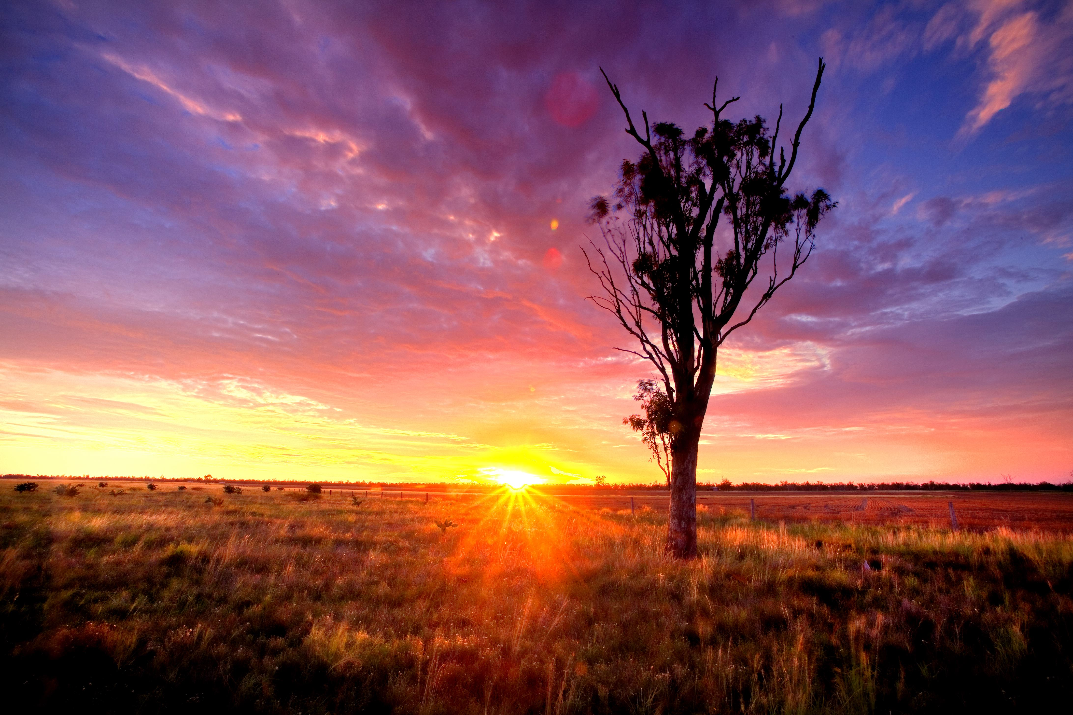 Sunset, Western Downs