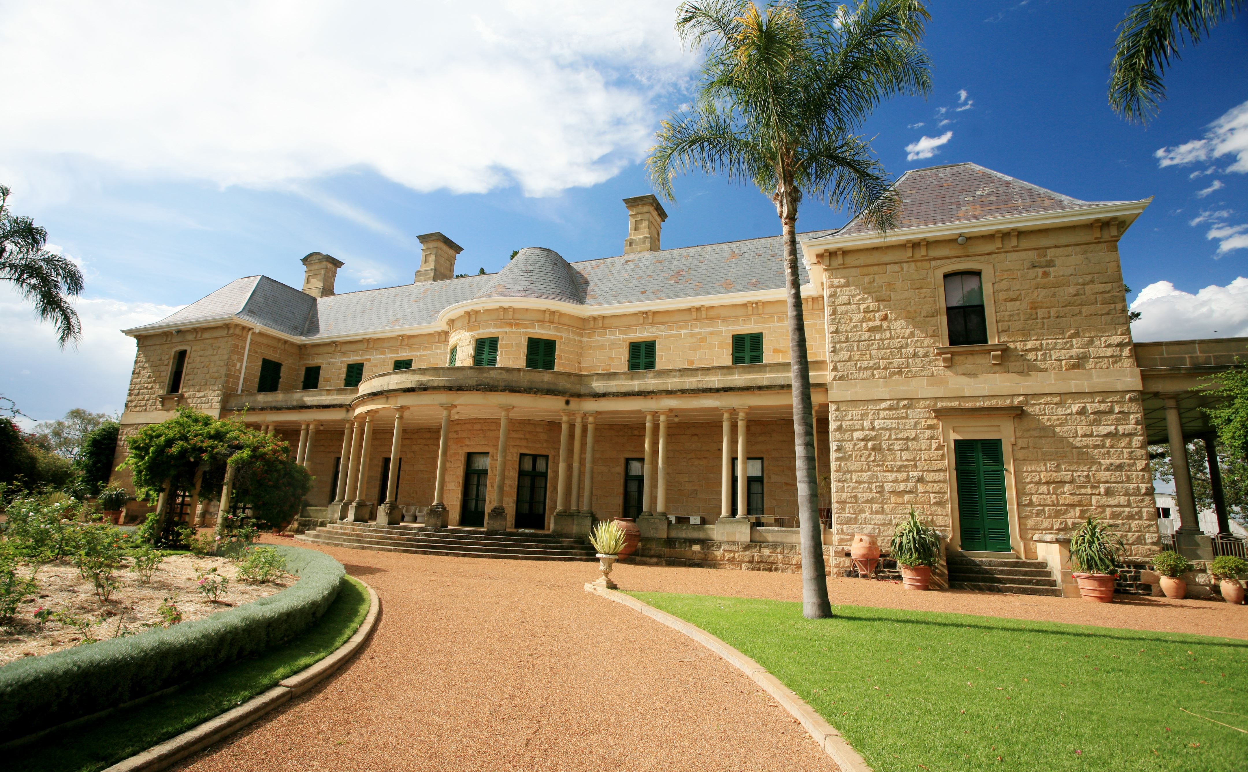 Jimbour House, Western Country