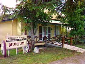 Kilkivan & District Historical Museum