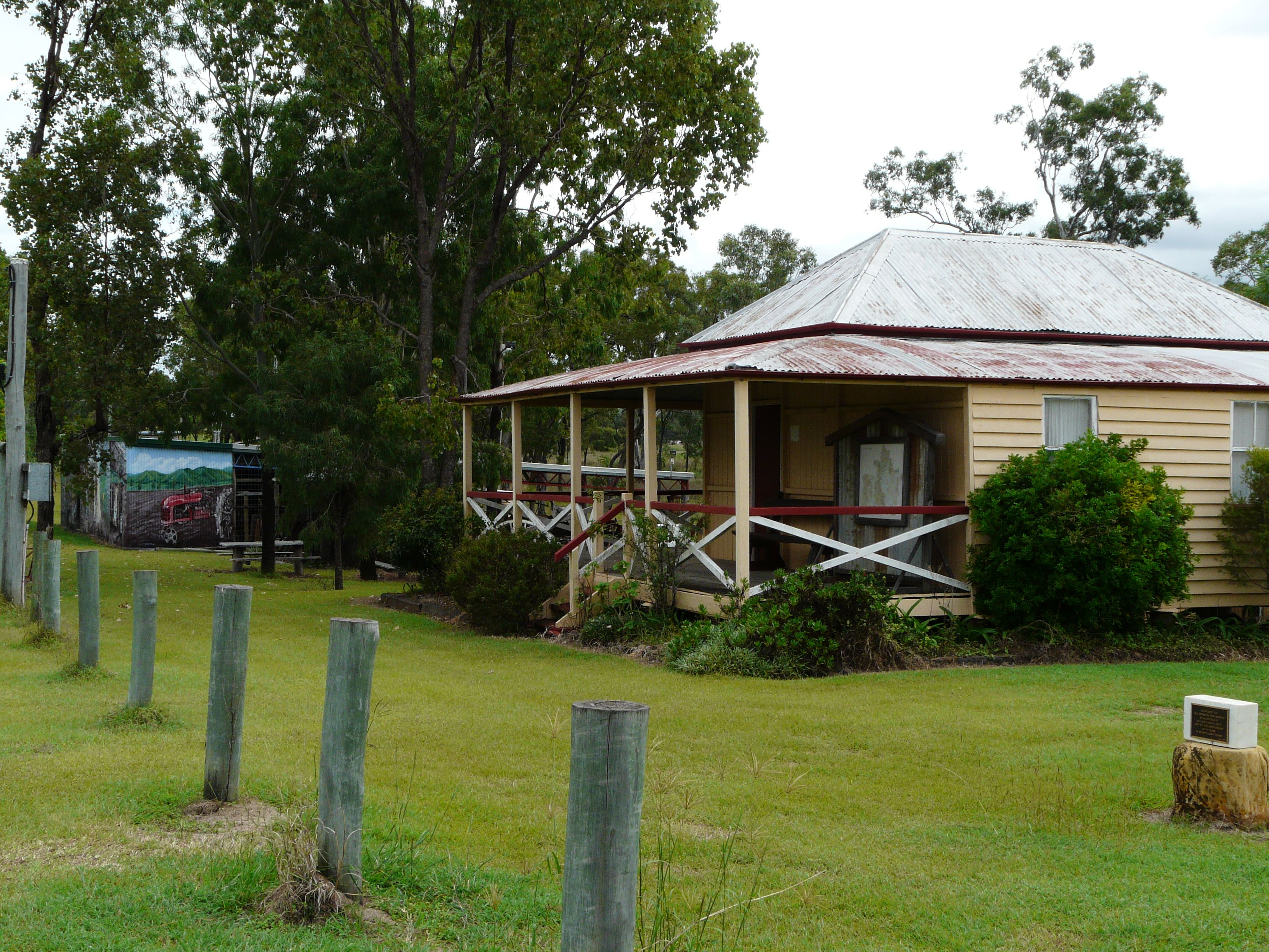 Monto Historical Museum Reserve