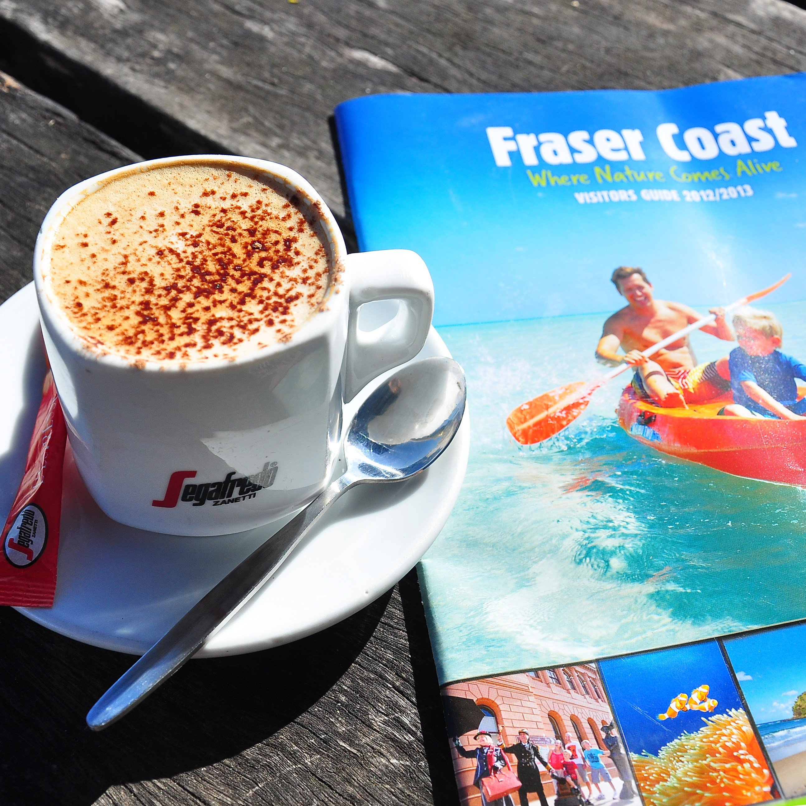 Coffee on the Fraser Coast