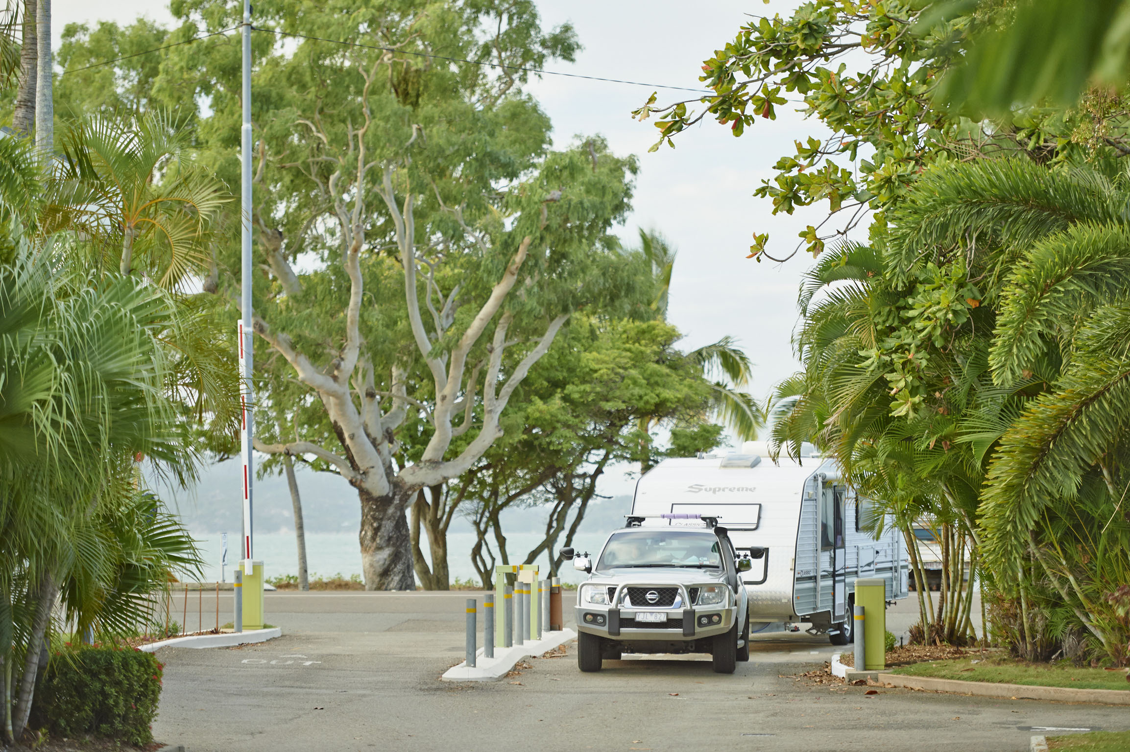 BIG4 Rowes Bay Beachfront Holiday Park - Belgian Gardens photo 4