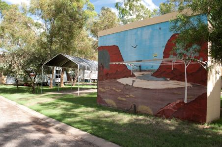 G'Day Mate Tourist Park - Alice Springs photo 6