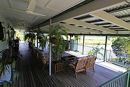 Daintree Riverview Lodges and Van Park - Daintree Forest photo 1