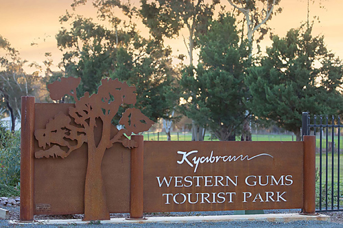 Kyabram Western Gums Tourist Park - Kyabram photo 1