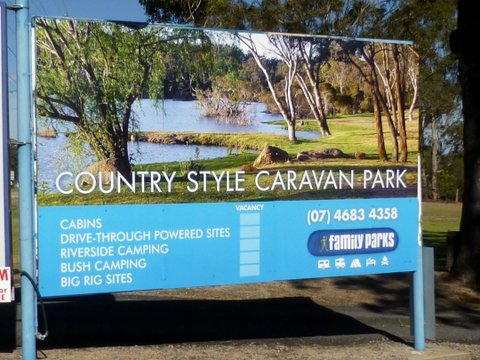 Country Style Caravan Park - Stanthorpe photo 6