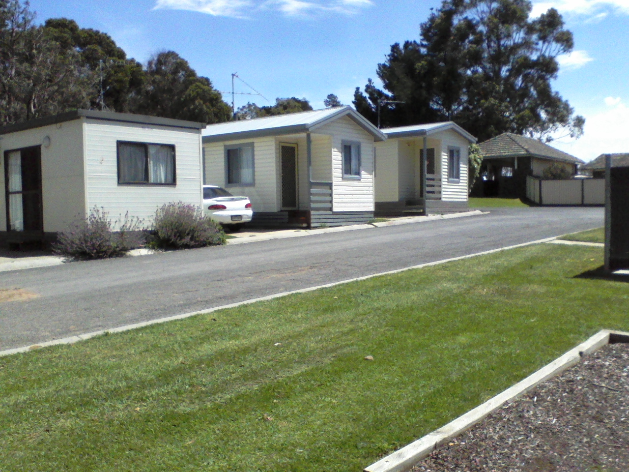 Gardens By East Beach Caravan Park