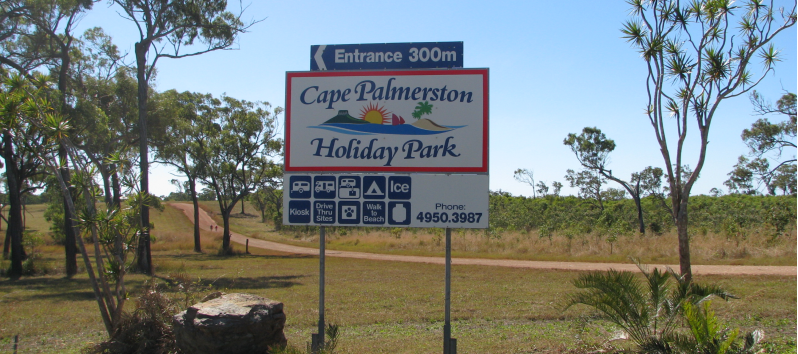 Cape Palmerston Holiday Park - Ilbilbie photo 1