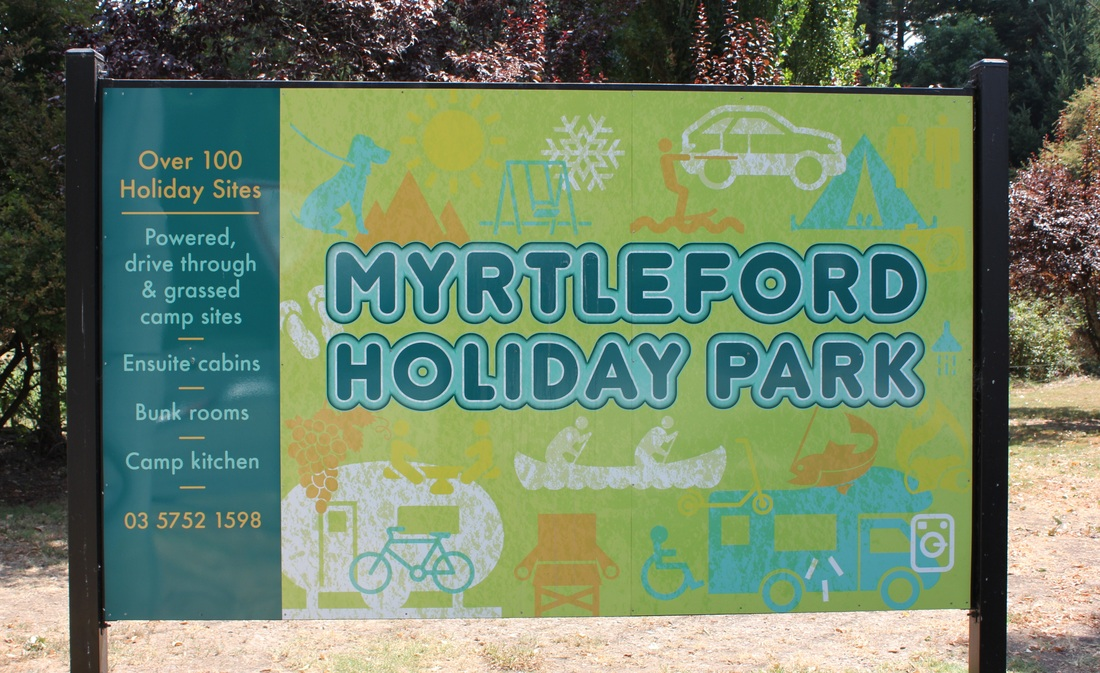 Myrtleford Holiday Park - Myrtleford photo 1