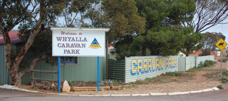 Whyalla Caravan Park - Whyalla Norrie photo 1