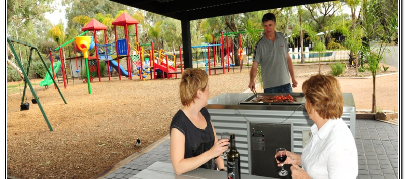 BIG4 Renmark Riverfront Holiday Park - Renmark photo 2