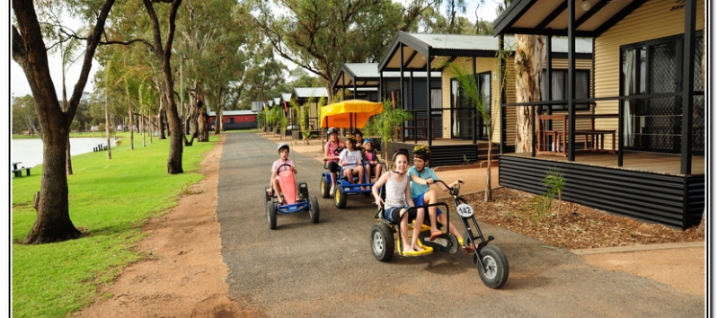 BIG4 Renmark Riverfront Holiday Park - Renmark photo 4
