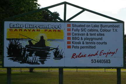 Lake Burrumbeet Caravan Park - Burrumbeet photo 1
