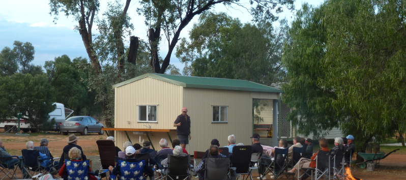 Charleville Bush Caravan Park & Cottage - Charleville photo 5