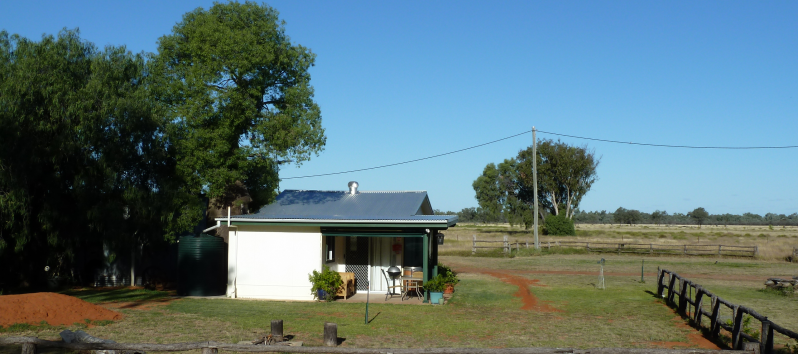 Charleville Bush Caravan Park & Cottage - Charleville photo 7