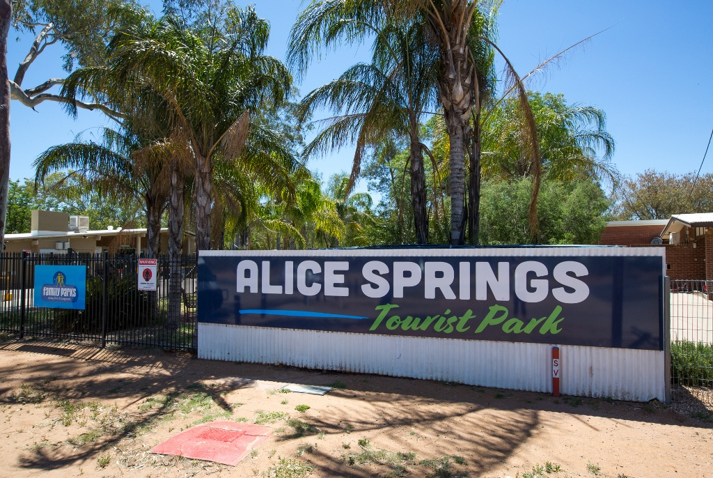 Alice Springs Tourist Park - Alice Springs photo 2