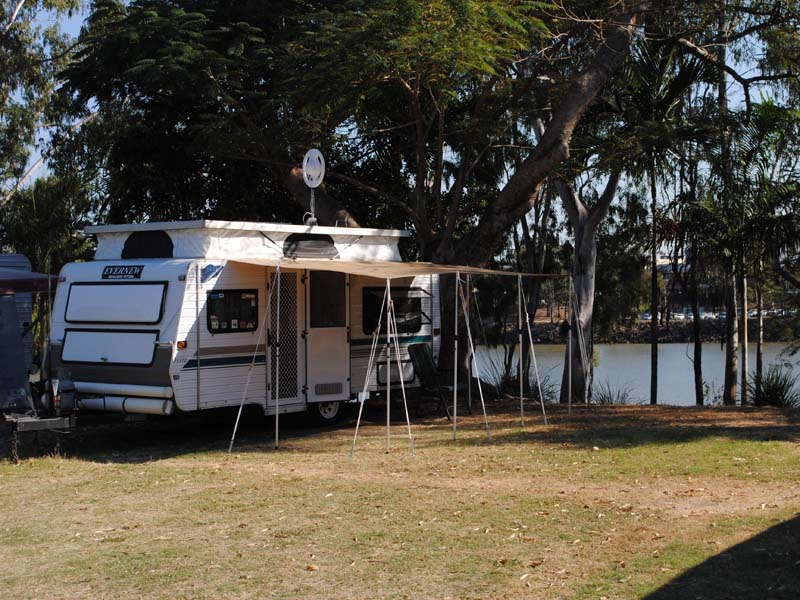 Riverside Tourist Park - Rockhampton photo 2