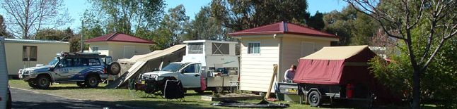 Country Road Caravan Park - Uralla photo 1