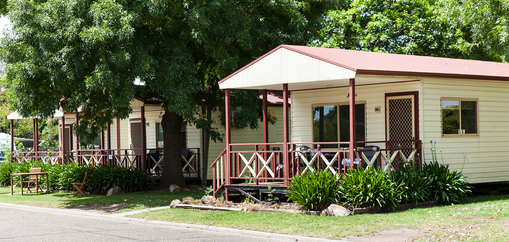 NRMA Bairnsdale Riverside Holiday Park - Bairnsdale photo 1