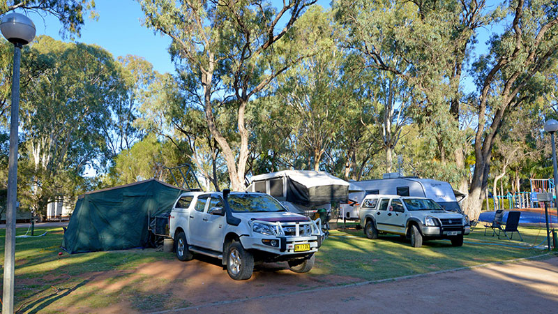 Riverbend Caravan Park - Renmark photo 9