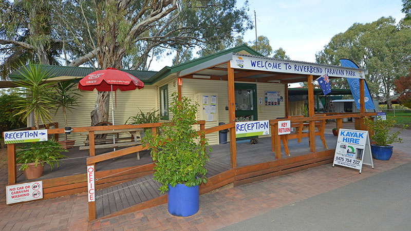 Riverbend Caravan Park - Renmark photo 4