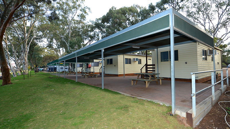 Riverbend Caravan Park - Renmark photo 36
