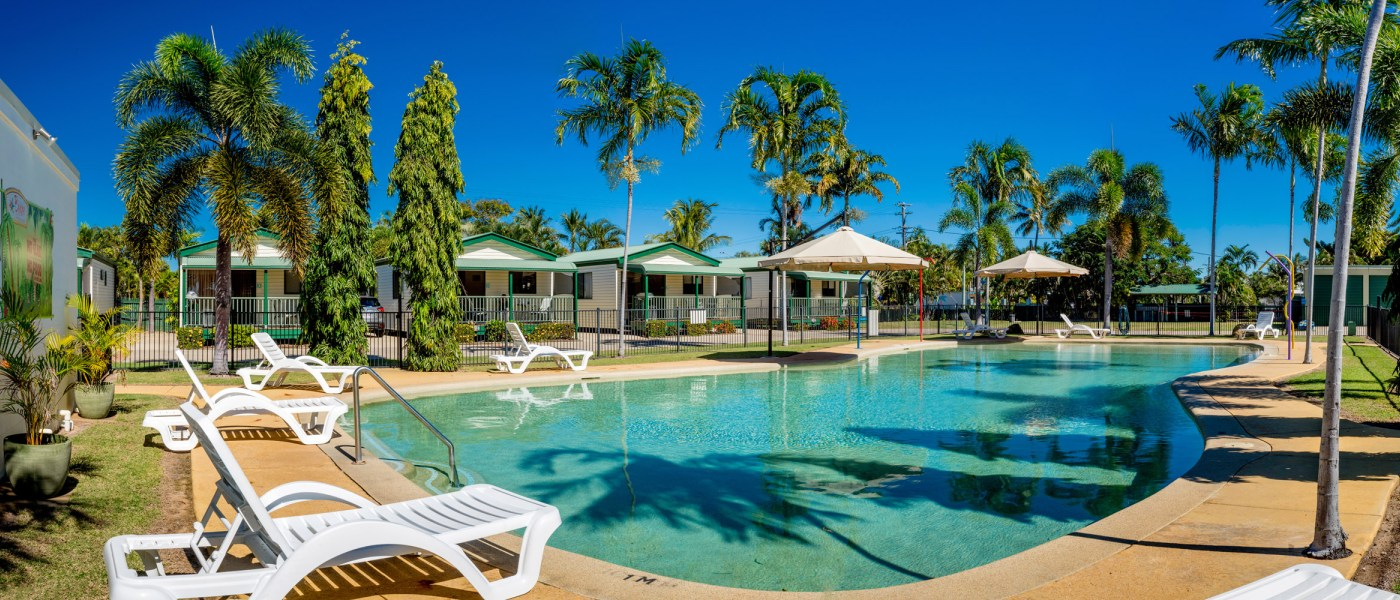 NRMA Bowen Beachfront Holiday Park - Bowen photo 4